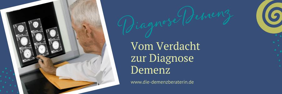 Verdacht auf Demenz – Der Weg zur Diagnose