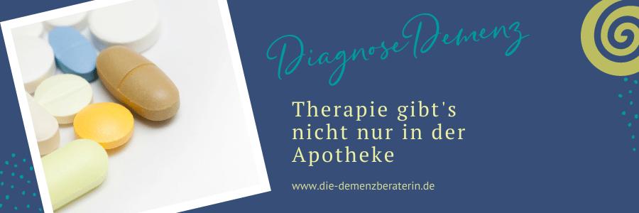 Demenz Therapie