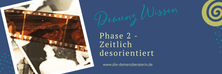 Phasen der Demenz 2